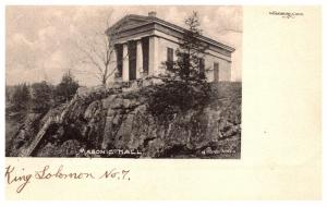 Connecticut  Woodbury  Masonic Hall
