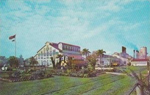 Florida Clewiston The Largest Raw Sugar Mill In Continental United States 1967