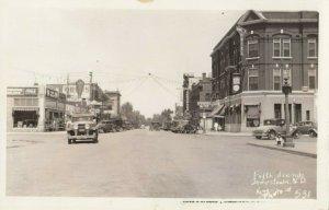RP: JAMESTOWN , North Dakota ,1938 ; Fifth Avenue
