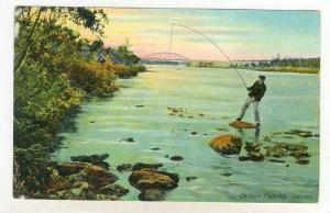Salmon Fishing, Sweden, 1900-1910s