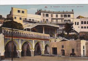 Morocco Tanger Entree de la Ville cote Port