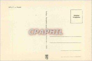 Postcard Modern Split Peristil