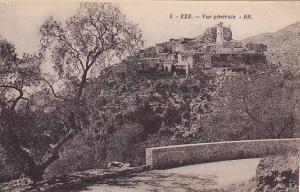 EZE, Vue generale, Alpes Maritime, France, 00-10s