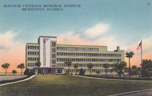 Florida Bradenton Manatee Veterans Memorial Hospital