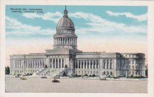 Cuba Havana Palacio Del Congreso