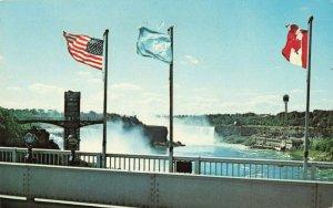 Postcard Niagara Falls Ontario Canada