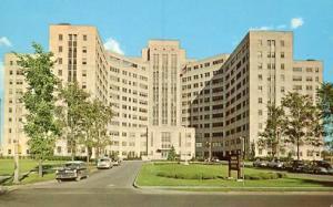 NY - Buffalo.  Veterans Administration Hospital