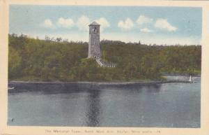 The Memorial Tower, North West Arm, Halifax, Nova Scotia, Canada, 1910-1920s