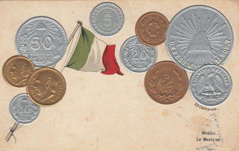 Coins of Mexico , 1908