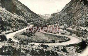Postcard Modern Ax les Thermes (its Surroundings) Laces Col de Puymorens