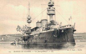Nautica Marine ship Marine de Guerre Le Jauréguiberry 03.30