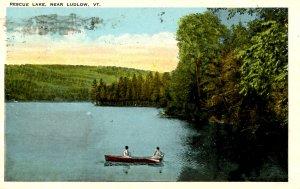 VT - Ludlow. Rescue Lake