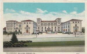 HERSHEY, Pennsylvania, 10-20s; The Community Building