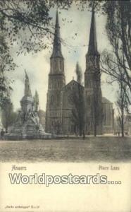 Anvers, Belgium, België, la Belgique, Belgien Place Loos  Place Loos