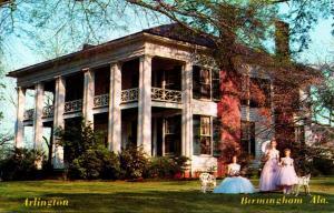 Alabama Birmingham Arlington Ante-Bellum Home