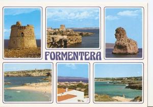 Postal 023914 : Formentera (Baleares) Torre de Es Pujols