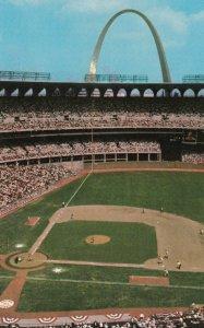 St Louis , Missouri , 50-60s ; Busch Memorial Stadium