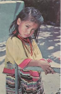 Indian child , 50-60s