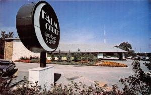 Arlington Heights IL Palm Court Restaurant~Piano Entertainment~Supper Club 1970s