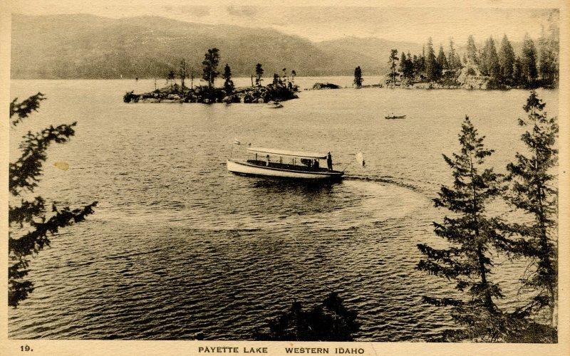 ID - Payette Lake Scene