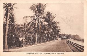 B95304 la promenade de la corniche  majunga  madagascar africa