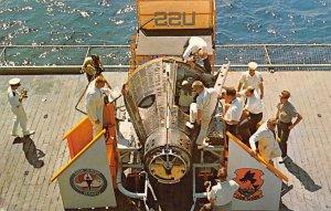 Nassau's Gemini for spacecraft undergoes technical observation Space Unused