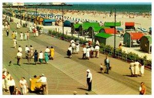 New Jersey  , Atlantic City , Boardwalk