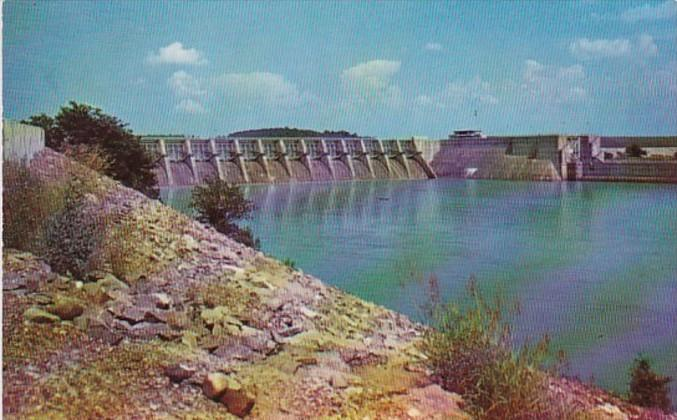 Tennessee Knoxville Fort Loudon Dam