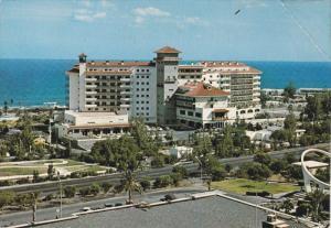 Aerial View, Tamarindos Hotel, GRAN CANARIA, Islas Canarias, Spain, 50-70's