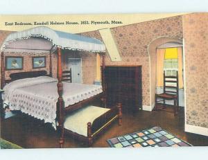 Unused Linen HISTORIC HOME Plymouth Massachusetts MA W4088
