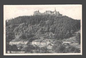 084338 LUXEMBOURG Vianden et Les Ruines Vintage PC