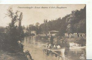 Turkey Postcard - Constantinople - Eaux Douces d'Asie - Bosphores - Ref TZ7903