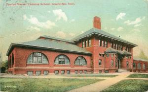 MA, Cambridge, Massachusetts, Rindge Manual Training School, No. 24000