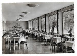 Germany Heidelberg Hotel Restaurant Schwarzes Schiff RPPC