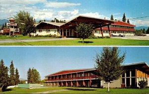 Montana Whitefish The Mountain Holiday Motel