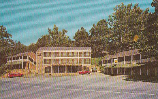 Motor Lodge Office Building, Natural Bridge, Virginia, 40-60´s