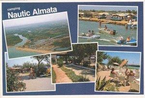 Spain Girona Camping Nautic Almata