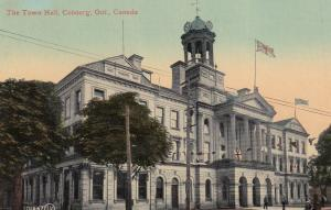 COBOURG , Ontario , 1914 ; Town Hall