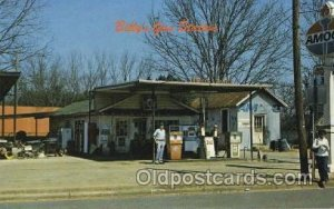 Billy's Gas Station, Plains, Georgia, USA Gas Station Stations Postcard ...
