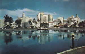 Saxony Hotel, Classic Cars, Indian Creek, MIAMI BEACH, Florida, 40-60´s