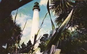 South Carolina Huntington Island State Park The Old Lighthouse