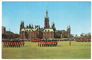 Ottawa, Ontario, Canada, Changing Of The Guards