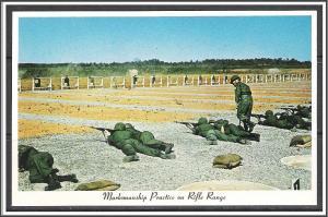 Kentucky, Fort Campbell Marksmanship Practice