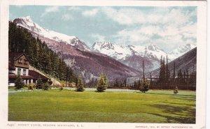 SELKIRK MOUNTAINS , British Columbia , 00-10s ; Hermit Range