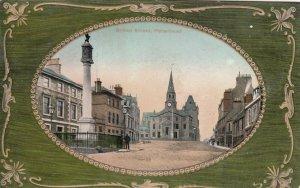 Peterhead , Aberdeenshire, Scotland, 1910 ; Broad Street