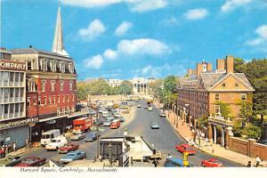 Harvard Square -