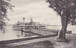 virginia Mount Vernon The Wharf Albertype