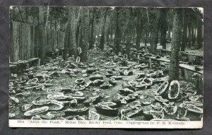 4793 - ROCKY FORD Colorado 1906 Melon Day