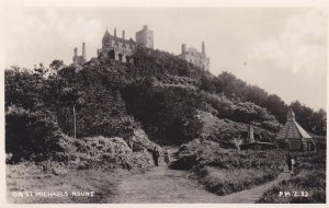 RP: St. Michael's Mount , Cornwall , England , 1930s