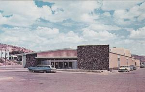 Street View of Recreation Center, Truth or Consequences, New Mexico, 40-60´s